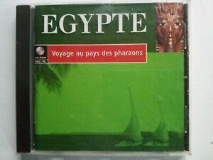 EGYPTE-Voyage-au-pays-des-pharaons-Jeu-logiciel-Windows-XP-9X