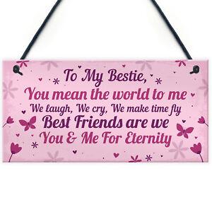 Image Is Loading Keepsake Gift For Best Friend Friendship Birthday