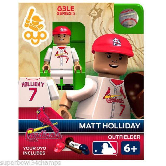 Matt Holliday OYO ST Louis Cardinals MLB Figure G4
