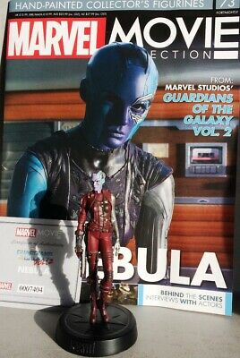 Eagl Aromatischer Geschmack Marvel Movie Collection #73 Nebula Figurine guardians Of The Galaxy Vol.2