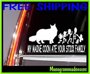 MY-MAINE-COON-ATE-YOUR-STICK-FAMILY-VINYL-DECAL-STICKER-CAR-TRUCK