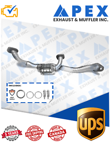 2003 TOYOTA SIENNA 3.0L FRONT 2002 CATALYTIC CONVERTER EXHAUST FOR 2001
