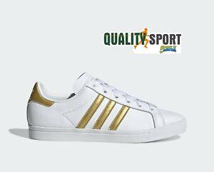 adidas bianco oro scarpe