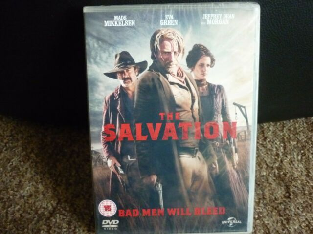 The Salvation DVD New & Sealed,