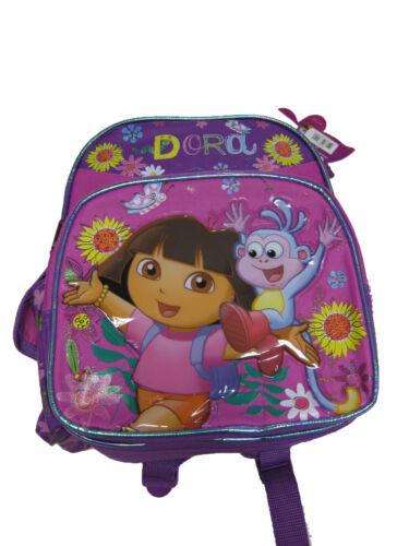 "A03554 Dora the Explorer Mini Backpack 10/"" x 8/"""