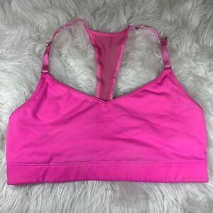 0994cb71683ef Victoria s Secret Sport VSX Hot Pink Racerback Sports Bra Size Small ...