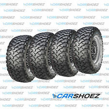 4 New 35 12.50 18 Ginell GN3000 Tires LT35x12.50R18 - 123Q  3512.5018