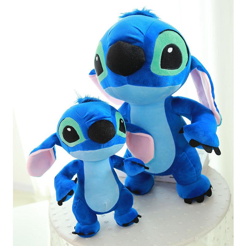 60cm Giant Large Big Lilo Stitch Stuffed animals Plush Baby Baby Baby Soft Toys Doll gifts 138e34