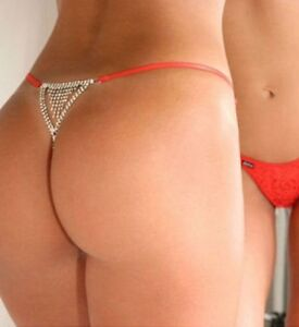 lingerie-sexy-coquine-culotte-string-rouge-strass-arriere