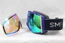 NEW SMITH I//O7 GOGGLES Choose Fire//Red Mirror or White//Green Mirror I//O 7 IO7