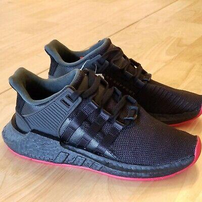 buy popular 2b528 50e94 Adidas EQT Support 93/17 Boost Red Carpet / Black | CQ2394 | Originals |  Limited | eBay