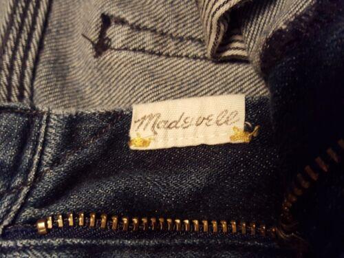 Jeans X bello Rail Madewell 27 Blue Molto Skinny Straight 34 Womens xUXfq0q