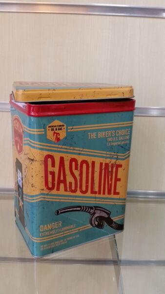 Contenitore Il Metallo Motore Vintage