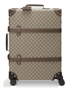 Gucci Globe-Trotter GC Medium Suitcase - New And Authentic $3,890 Retail