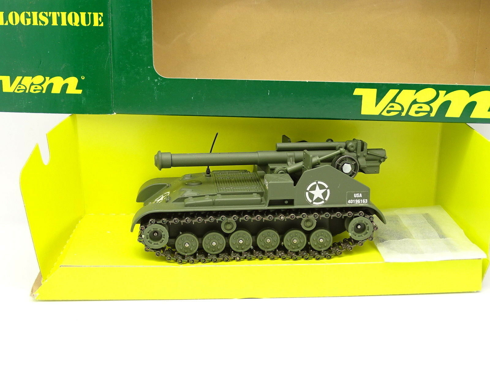 Verem Military Army 1 50 - Char Tank Tank Tank M41 Gorilla 9017 524