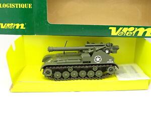 Verem Militaire Armée 1/50 - Char Tank M41 Gorilla 9017