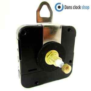 New-Replacement-Quartz-High-Torque-Ticking-Clock-Movement-Mechanism-20mm-shaft