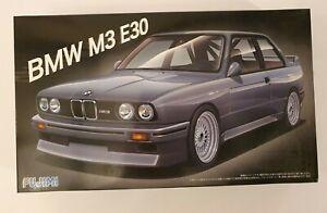 FUJIMI BMW M3 E30 RS-17 MODEL KIT 1/24