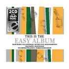 This Is The Easy Album 5060213710238 by Various Artists CD With DVD