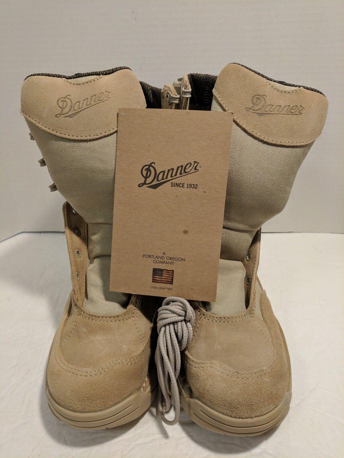 Danner 51495 Rivot TFX GTX Waterproof Gore-Tex Women's Military Boot ~ Size 9.5