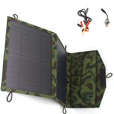 solar Ladegerät 10w 12v Solar akku powerbank LKW PKW motor mp3