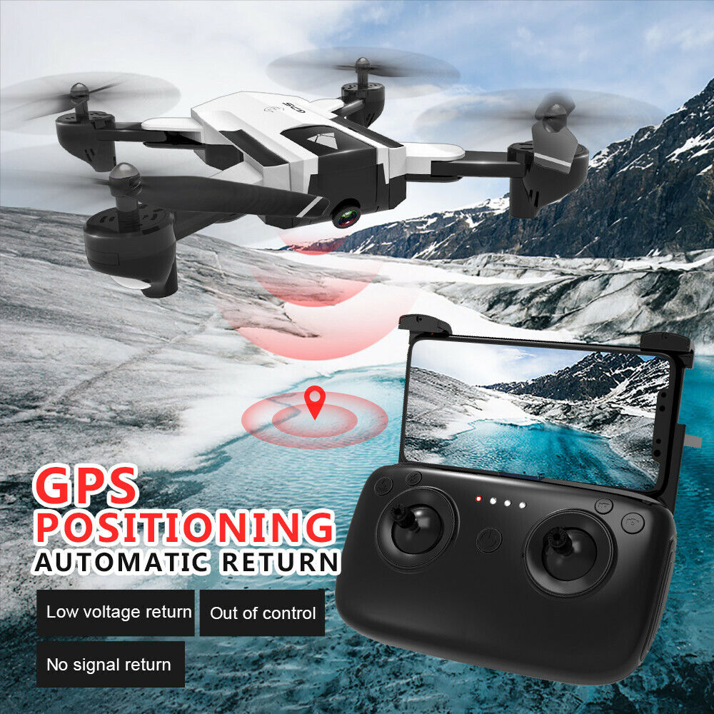 GPS Drone With 1080P HD telecamera 2.4G  WIFI FPV Altitude Hold Brushless Quadcopter  i nuovi marchi outlet online