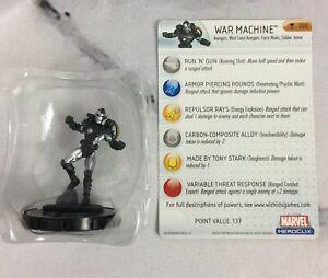 War-Machine-HeroClix-FCBD-Free-Comic-Book-Day-Marvel-Iron-Man-Figure-LE-200