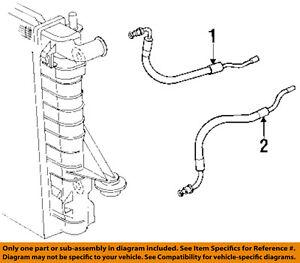 saturn gm oem 93 02 sc2 1 9l l4 transmission oil cooler pipe rh ebay com Saturn SL Transmission Sensor 1999 saturn sl2 transmission diagram
