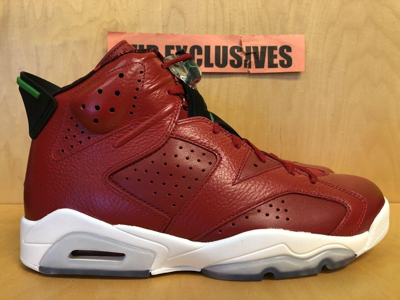 3d5843b8c5987 Nike Air Jordan VI Retro 6 Spizike History Of Jordan Jordan Jordan  694091-625 Size
