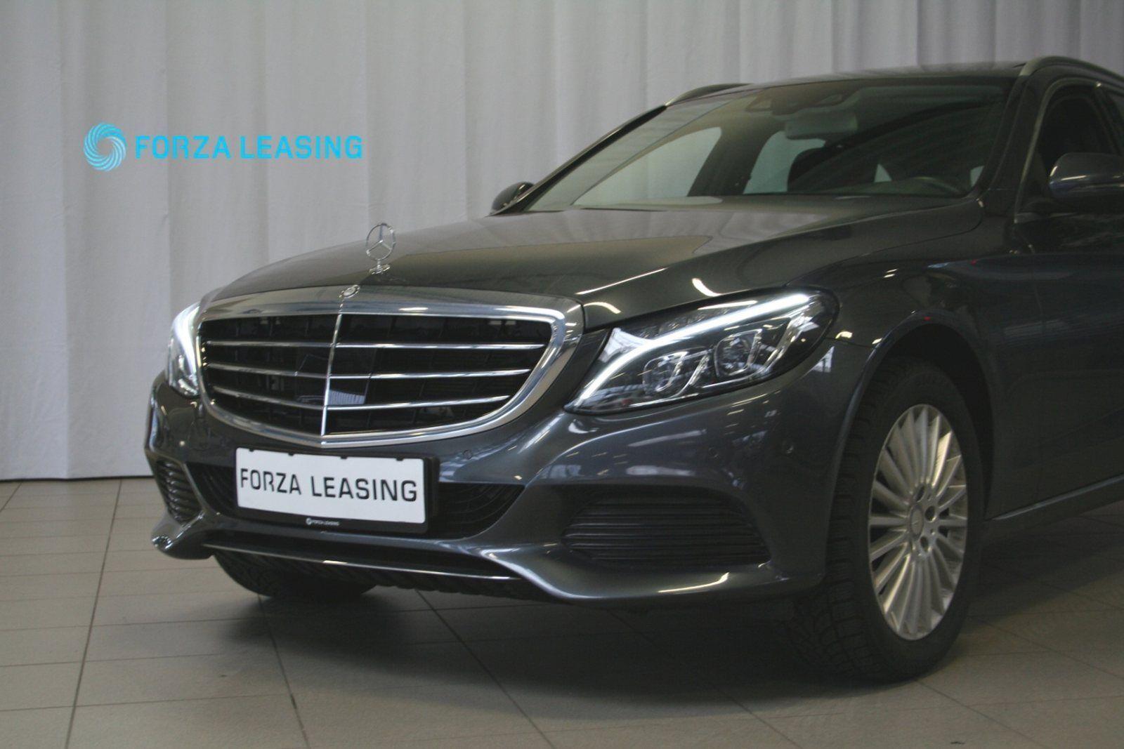 Mercedes C250 d 2,2 stc. aut. 4-M 5d - 3.890 kr.