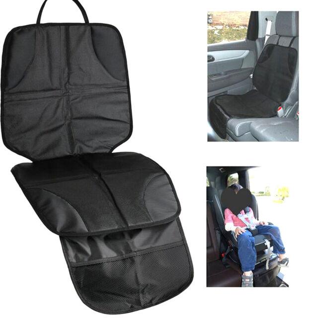 1PC Car Seat Back Plastic Protector Cover Children Kick Clean Auto Accessories