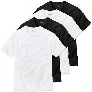 Das Bild wird geladen 4-er-Pack-CECEBA-Herren-Rundhals-T-Shirt-