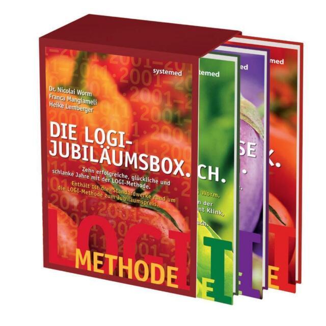 Die LOGI- Jubiläumsbox: Die drei Standardwerke rund um die LOGI- Methode