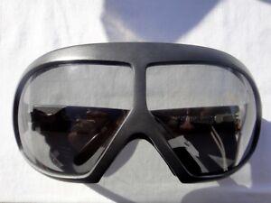 5b9d5292bd41 VINTAGE PIERRE CARDIN GREY SKI MASK HAUTE COUTURE SPORTS FRANCE ...