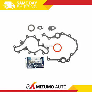 details about timing cover gasket set kit with front oil seal fit 97 11 ford 4 0 sohc engine F150 5.0 Engine Diagram