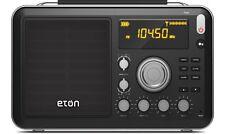 Eton Grundig AM/FM Shortwave Field RADIO with Alarm Clock, RDS, Sleep Timer