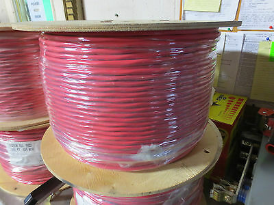 Belden 88761 22 AWG 1 Pair 25 feet Red Wire