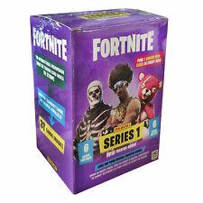 Fortnite Serie 1 Trading Cards Mega Blaster Box 12 Booster 2 x Parallel Foil