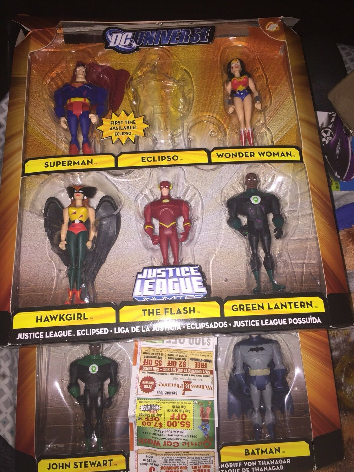 Justiz liga unbegrenzt viele superman, batman und abbildung 7 mehr lesen