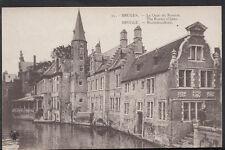 Belgium Postcard - Bruges - Le Quai Du Rosaire - The Rosary's Quay  RS2393