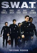 S.W.A.T.: The Final Season [6 Discs] DVD Region 1