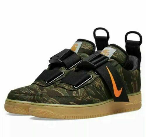 Size 6 - Nike Air Force 1 Utility Low Premium x Carhartt WIP Camo ...