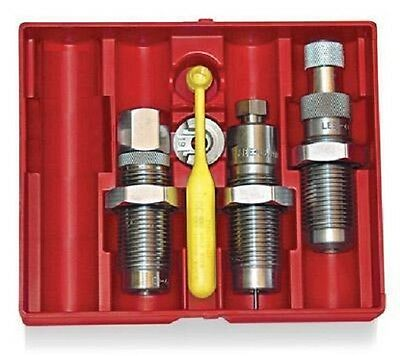 Lee .480 Ruger 480 Ruger Carbide 3 Die Set Lee 90499