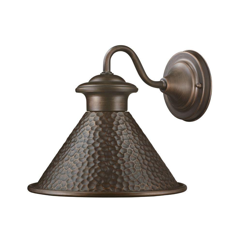 Linterna de luz de parojo exterior exterior al aire libre de cobre antiguo porche sofisticado