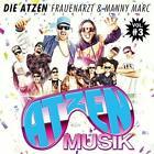 Präsentieren Atzen Musik Vol.3 (Standard) von Die (Frauenarzt & Manny Marc) Atzen (2012)