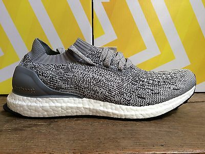 ADIDAS ULTRA BOOST UNCAGED GRIS Sneakers Rare Grey Ultraboost BB3898 US 9,5 | eBay