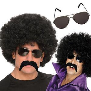 Hommes-Annees-70-80-afro-noir-moustache-lunettes-1970-Annee-1980-Scouser