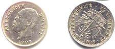 HAITI .5 CENTIMES 1905 SUP