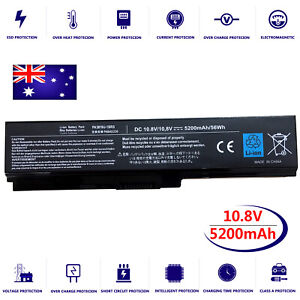 Battery for Toshiba Satellite L670-1C3 L670-1CU L670-1D8 L670-1DC ...