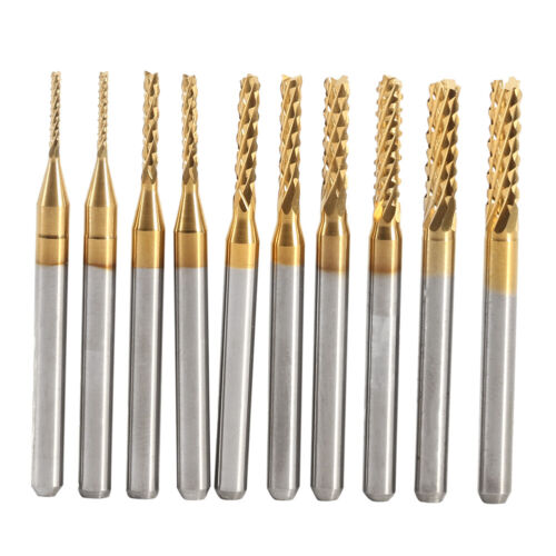 Carbide End Mill Milling Cutter Cutting Tool End Mill Cutting Bits for Copper